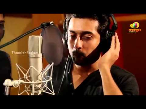 Surya Singing for the first time for Sunrise Ad