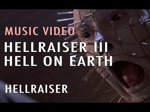 Music : Hellraiser Hellraiser 3: Hell  Earth, 1992