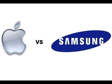 The funniest Smartphone War: Apple vs. Samsung