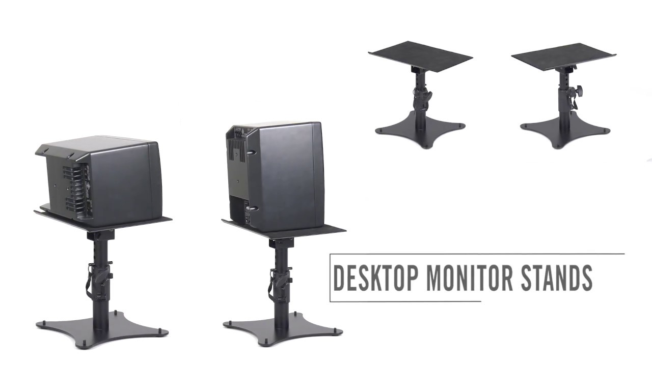 Desktop Monitor Stands Sms4500 Youtube