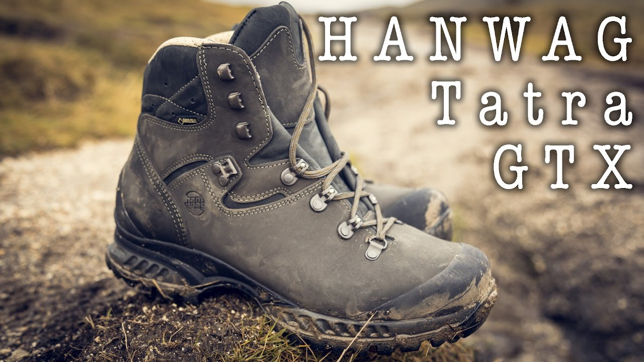 Hanwag Tatra GTX review