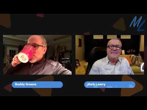 Buddy Greene on Mondays with Mark