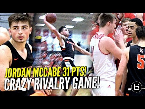 Can Football Players Stop Jordan McCabe? Kaukauna vs Kimberly Rivalry Game Highlights!