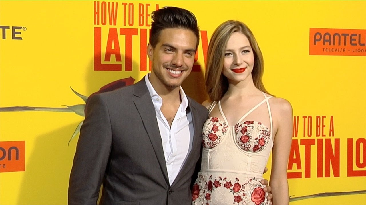 Vadhir derbez and mallory caballero how to be a latin lover los vadhir derbez and mallory caballero how to be a latin lover los angeles premiere ccuart Choice Image