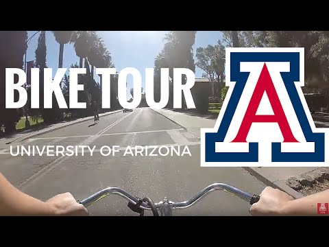 University of Arizona, 4th Avenue, and Downtown Tucson Bike Tour