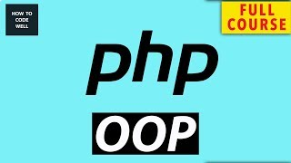 PHP OOP Full Course