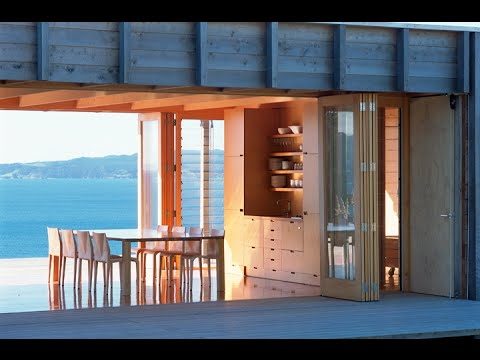 Amazing Shipping Container Homes Coromandel Beach House By Crosson Clarke Carnachan Architects