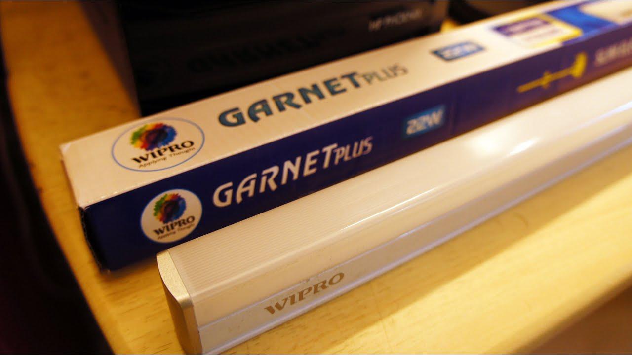 Wipro Garnet Plus 22 Watt Led Batten Color Tone Changing Tube Tree Circuit Review Youtube