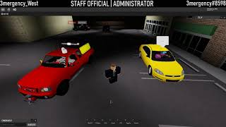 ROBLOX | Backwoods Law RP; Ep 02 | Promoted to Administrator