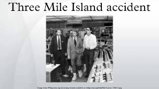Three Mile Island accident