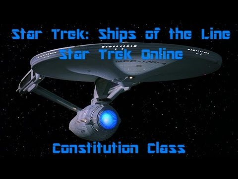Star Trek: Ships of the Line Ep 5   Constitution Class