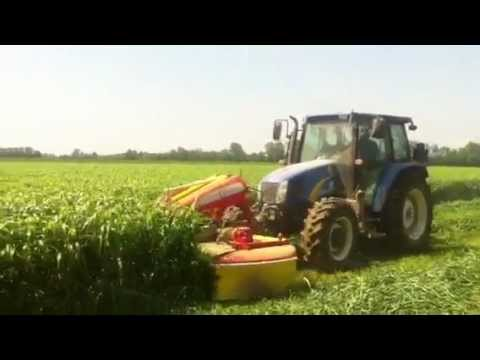 New Holland T5070 incredibile! MOV