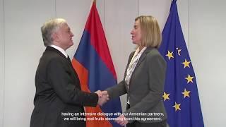 Message of Ambassador Świtalski on EU-Armenia Partnership Priorities