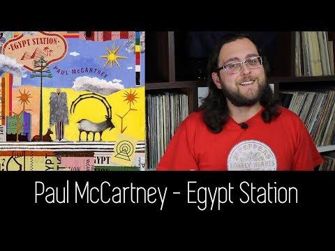 Paul McCartney - Egypt Station | ALBUM REVIEW