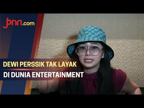 Denise Chariesta Sebut Dewi Perssik Tak Layak di Dunia Entertainment