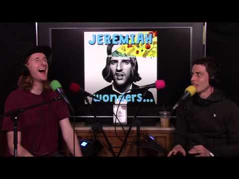 Jeremiah wonders... #25- Tony Hinchcliffe