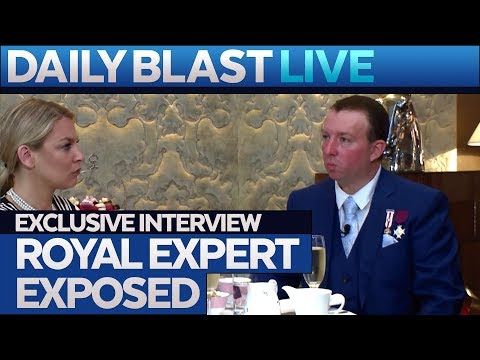 EXCLUSIVE INTERVIEW: Royal Expert Exposed