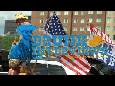 Drunk Interviews at Kenny Chesney Pittsburgh Tailgate