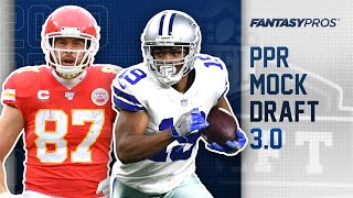 PPR Mock Draft (2020) | Fantasy Football Pick-by-Pick Strategy