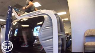 Running On The Alter-G Treadmill | Sports Performance Physical Therapy