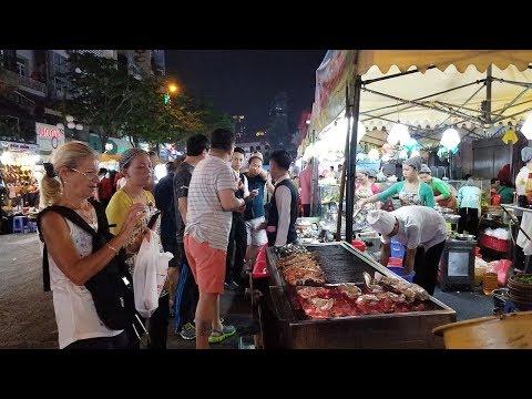 Khám Phá Chợ đêm Nhộn Nhịp Nhất Sài Gòn