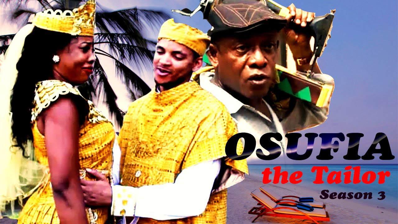 Download Osufia The Tailor Season 3 - 2015 Latest NIgerian Nollywood Movie