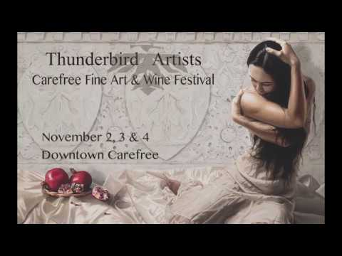 26th Annual Carefree Fine Art & Wine Festival, Nov 2019