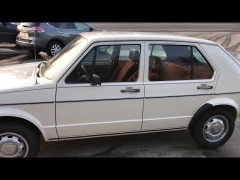 1984 VW Rabbit With Only 8K Miles