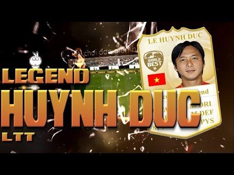 Kênh LTT | Review Lê Huỳnh Đức VN Legend  - FIFA Online 3
