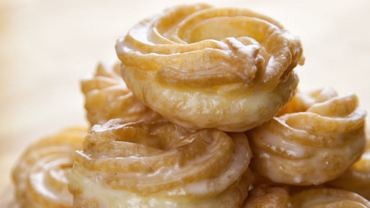 Easy honey cruller recipe