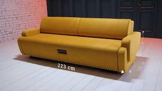 PUSHE. Обзор диван-кровати «Рона».