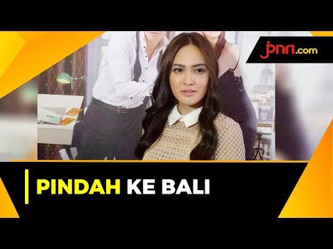 Shandy Aulia Bawa Keluarga Pindah Ke Bali
