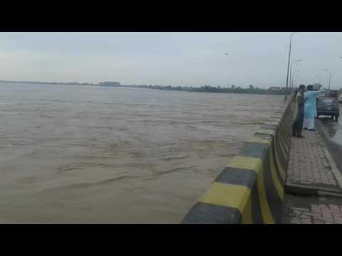 Flood  in Wazirabad  Admin Falak Sher