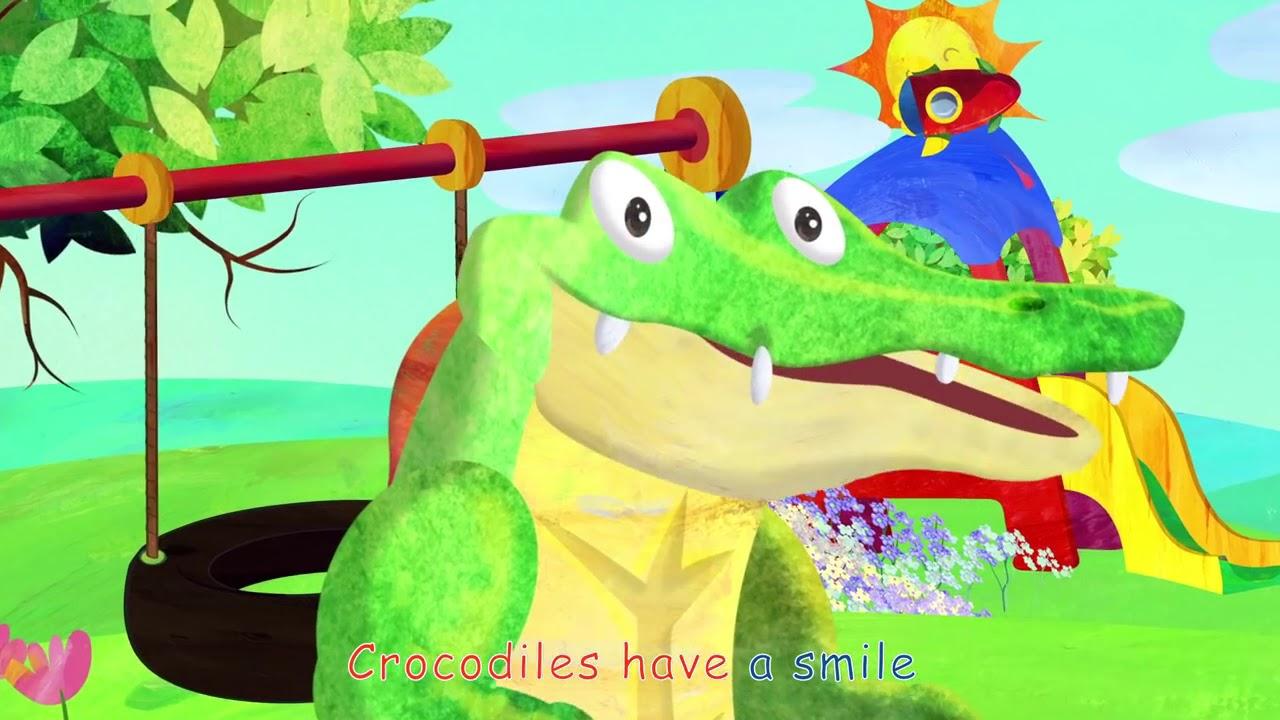 a65b539f70b4f6 Crocodile Alligator Song