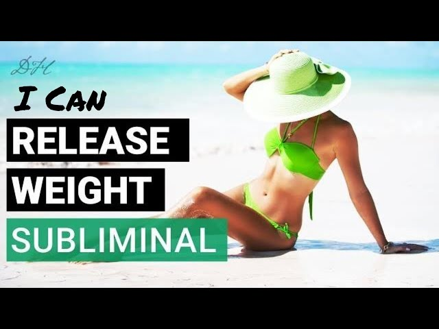 Subliminal Messages To Think Thin A Thin Body | I Release Excess Weight