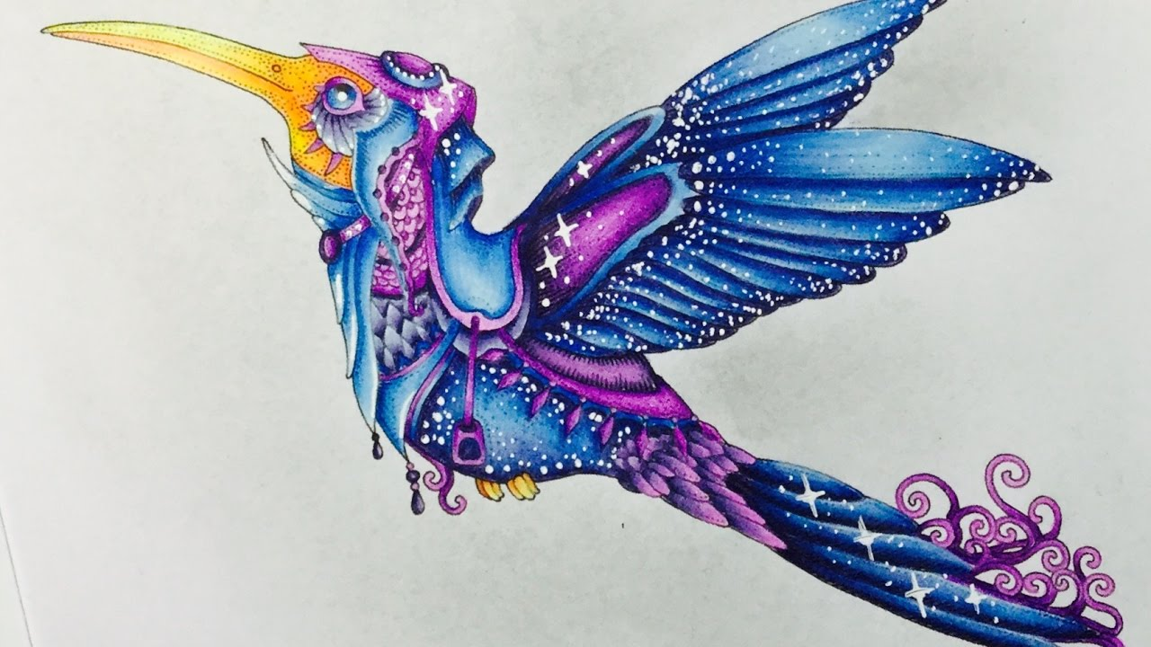 Mounts 2 Coloring Book Holbein Colored Pencils Color