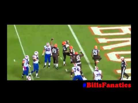 EJ Manuel & Jeff Tuel vs Cleveland Browns (2013 Week 5)