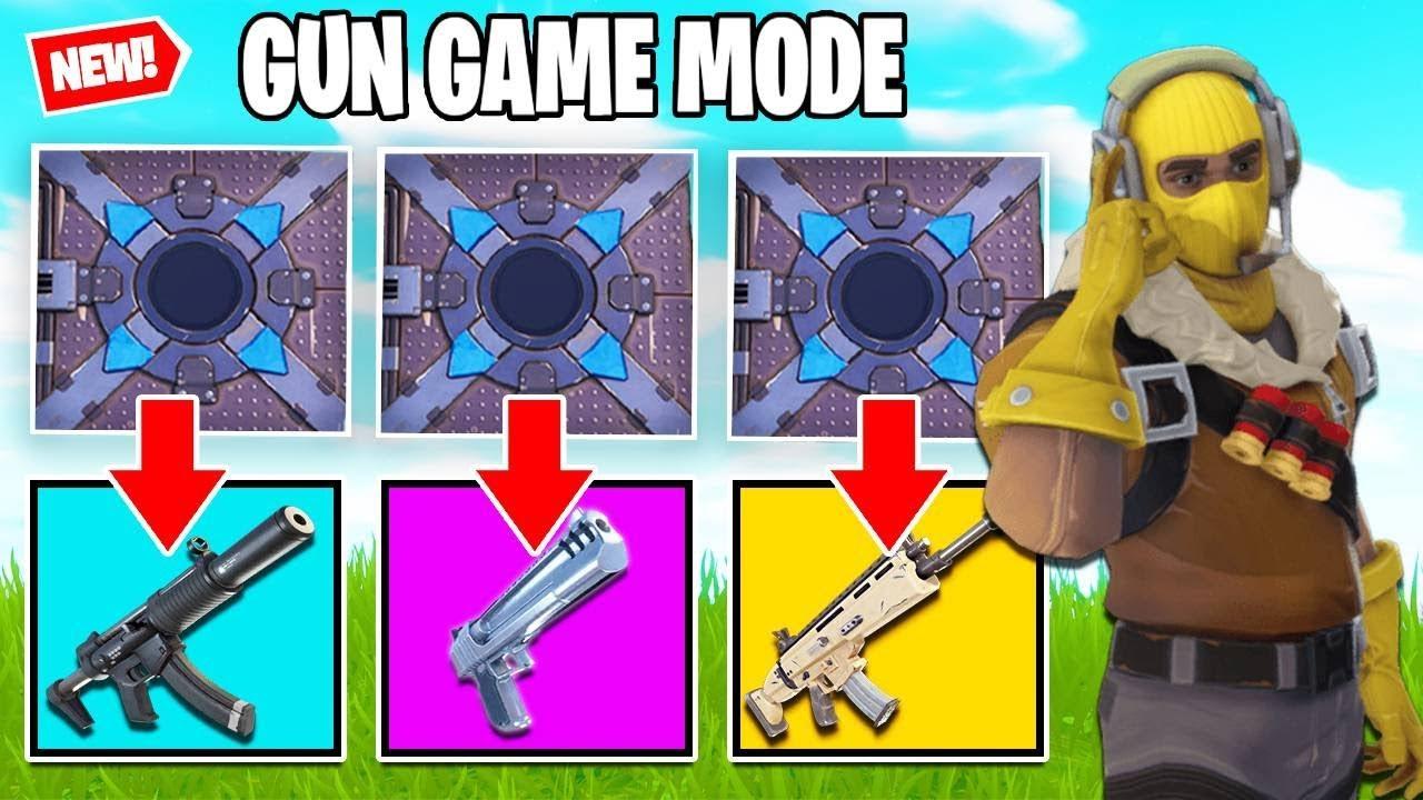 Fortnite Creative Codes Gun Game Fortnite Aimbot Playstation 4