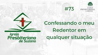 Confessando o meu Redentor em qualquer situação - Jó 19.25