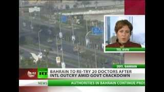 Bahrain Backlash: Doctors on trial for helping protesters