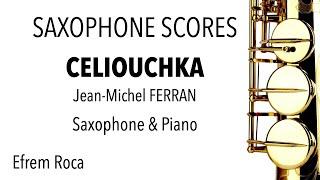 CELIOUCHKA – Jean-Michel FERRAN – Saxophone & piano