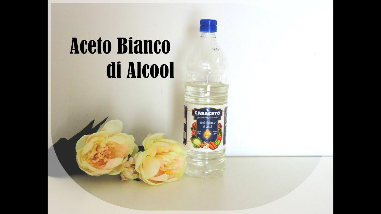 Scoperte Utili Aceto Bianco Di Alcool Thebestofstef Youtube