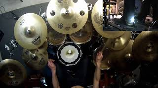 The Devin Townsend Band - Triumph - Drum cover by Thomas Messina