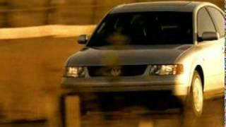 """1998 Volkswagen Passat """"Main Event"""" Commercial"""