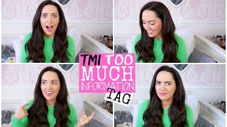 TMI TAG | velvetgh0st ♡ Thumbnail