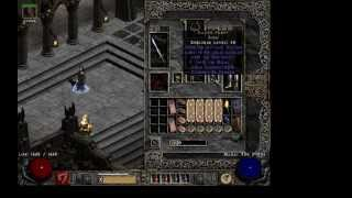 Diablo 2 Smiter/Zealer guide and 4 minute Chaos Run! (Old)