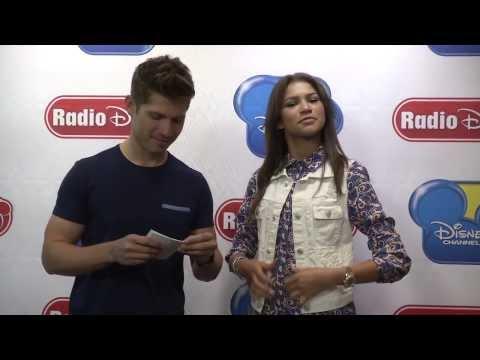 Zendaya Replays Fave Dance Moves!   Radio Disney