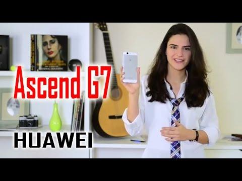 Huawei Ascend G7: обзор смартфона