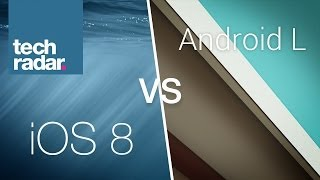 Android L vs iOS 8: what's different?
