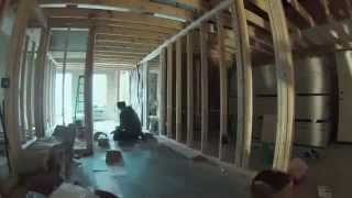 Recording Studio Construction In Just Over 40 Seconds Westfall Recording Austin